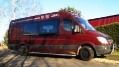 Bus osobowy 8os + kierowca